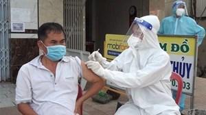 An Giang: Triển khai tiêm hơn 1 triệu liều vaccine cho người dân từ ngày 16/10