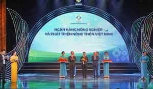 Agribank năm 2020 - một năm gặt hái nhiều giải thưởng trong nước và quốc tế