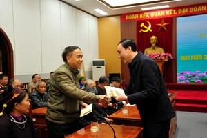 'Cầu nối' giữa Đảng, chính quyền với nhân dân