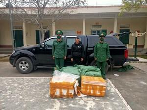 Quảng Ninh: Bắt giữ hơn 700 kg nội tạng nhập lậu