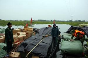 Quảng Ninh: Bắt giữ 3 vụ với gần 9 tấn hàng hóa nhập lậu