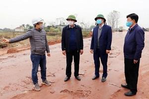 Phấn đấu hoàn thành cao tốc Vân Đồn - Móng Cái vào cuối năm 2021