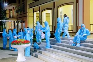 Quảng Ninh: Hỗ trợ 1,75 triệu đồng cho người cách ly và cán bộ trong dịp Tết