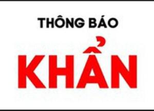 Thêm 2 ca dương tính, Quảng Ninh ra thông báo khẩn số 2