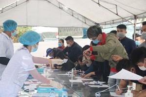 Quảng Ninh: Hỗ trợ lao động từ tỉnh ngoài về làm việc sau Tết Nguyên đán