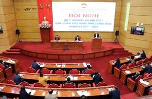 Quảng Ninh: Hiệp thương lần thứ nhất bầu cử đại biểu HĐND tỉnh