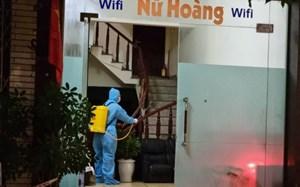 Quảng Ninh: Xử lí 22 trường hợp và phong tỏa 1 nhà nghỉ vi phạm lệnh cấm