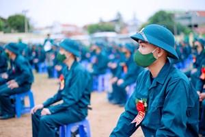 Quảng Ninh: Ngày hội tòng quân đảm bảo an toàn phòng, chống dịch Covid-19