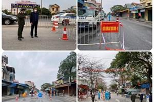 Hải Dương chuyển trạng thái phòng chống dịch theo Chỉ thị 19 từ 18/3