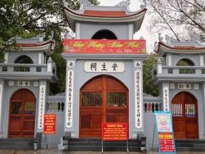Quảng Ninh: Thị xã Đông Triều mở lại các hoạt động du lịch, dịch vụ
