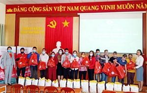 Quảng Ninh: Hội Chữ thập đỏ tỉnh hỗ trợ người dân bị ảnh hưởng bởi dịch Covid-19