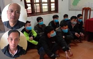 Lạng Sơn: Triệt phá đường dây tổ chức đưa người Trung Quốc nhập cảnh trái phép