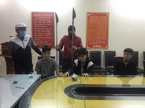 Hải Phòng: Bắt ba thiếu niên kéo 'phóng lợn' phóng bạt mạng trên đường
