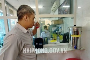 Hải Phòng: Thí điểm cấp phát thuốc Methadone nhiều ngày cho người bệnh