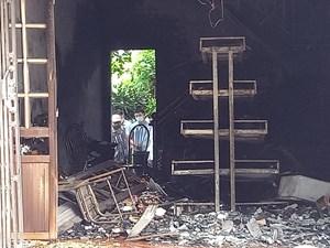 Hải Phòng: Vụ 'hai vợ chồng tử vong trong ngôi nhà bị cháy' có dấu hiệu tội phạm