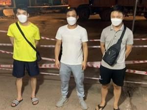 Quảng Ninh: Phạt, đưa vào cách ly 4 người khai báo y tế gian dối