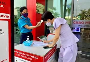 [ẢNH] Quảng Ninh: Người dân nâng cao ý thức chủ động phòng, chống dịch