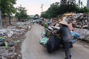 Quảng Ninh: Giải tỏa rác thải tồn đọng trong các khu dân cư