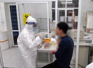 Ba bố con ở Hải Dương cùng dương tính với SARS-CoV-2