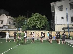 Hải Dương: Phát hiện hơn 20 'dân chơi' ma tuý trong nhà nghỉ Minh Tú