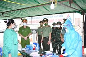 Hải Phòng: Lực lượng Công an có thẩm quyền cho người, phương tiện vào thành phố