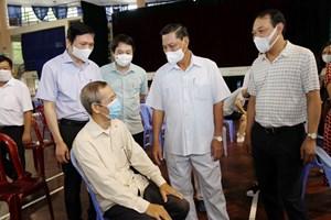 Hải Phòng: 260 bàn tiêm vaccine cho đợt tiêm chủng lớn nhất thành phố