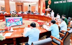Hải Phòng: MTTQ chuyển kinh phí hỗ trợ cho 1.681 hộ tại TP Hồ Chí Minh