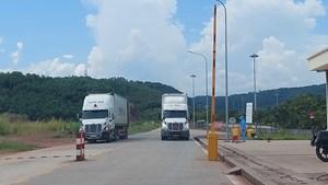 Quảng Ninh: Kiểm soát dịch bệnh thúc đẩy hoạt động xuất nhập khẩu