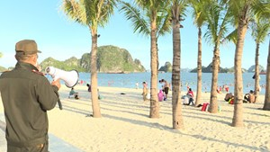 TP Hạ Long: Mở lại bãi tắm, hoạt động thể thao và vui tết Trung thu