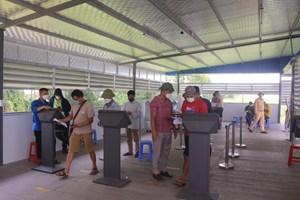 Quảng Ninh: Yêu cầu về khai báo y tế đối với người trở về tỉnh từ vùng cấp độ 3, 4