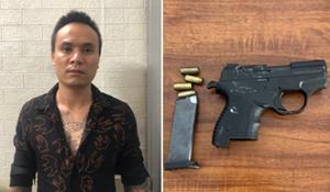 Hải Phòng: Bắt kẻ nổ súng bắn người trước quán cơm thiện nguyện