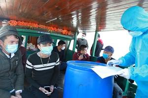 Quảng Ninh: Kịp thời ngăn chặn 8 người trốn tránh cách ly