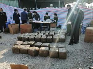 Hải Phòng: Phát hiện 665,2 kg chất ma túy trong vách ngăn container