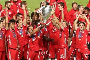2020 là năm đại thành công của Bayern