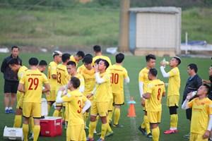 Chốt giá vé 2 trận giao hữu của tuyển Việt Nam và U22 Việt Nam