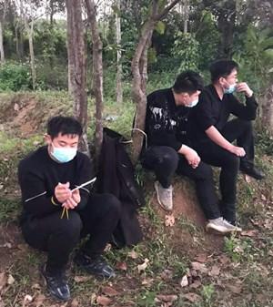 Đối tượng trốn khỏi khu cách ly tại Quảng Trị bị bắt giữ tại TP HCM