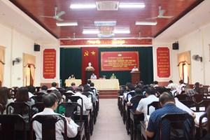 Quảng Trị: 9 người ứng cử đại biểu Quốc hội khoá XV