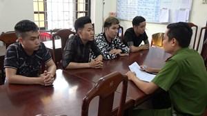 Giữ con bạc đòi  tiền, nhóm thanh niên ở Huế bị khởi tố