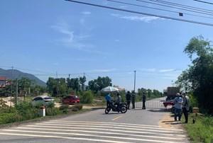 Thừa Thiên - Huế: Khởi vụ án làm lây lan dịch bệnh liên quan tới tài xế mắc Covid-19