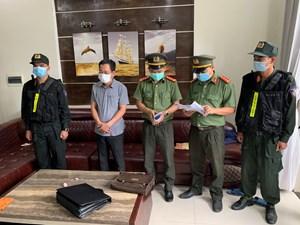 Bắt Chánh văn phòng Cảng hàng không Quốc tế Phú Bài chiếm đoạt hơn 5 tỷ đồng