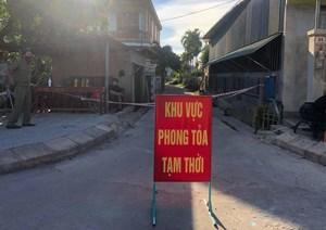 Quảng Trị: Ghi nhận 10 ca dương tính, giãn cách toàn TP Đông Hà theo Chỉ thị 16