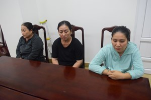 Cả nhà rủ nhau từ Nghệ An vào bệnh viện tại Huế để trộm