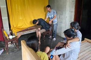 Xót thương gia cảnh thai phụ bị nước lũ cuốn trôi
