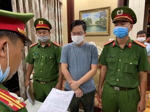 'Vẽ' nhiều dự án BĐS, Chủ tịch HĐQT và Giám đốc Công ty CP Tập đoàn Khải Tín bị bắt