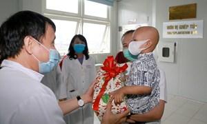 Bệnh viện Trung ương Huế ghép tủy thành công cứu bé 30 tháng tuổi mắc ung thư