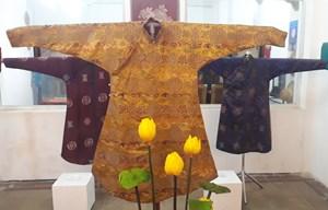 Khai trương Không gian trưng bày và thao diễn nghề may áo dài Huế