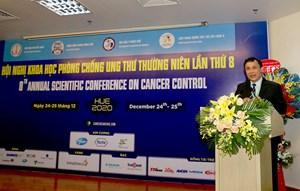Mỗi năm Việt Nam ghi nhận hơn 165.000 ca mắc ung thư