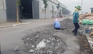 Bắc Ninh: Vì sao mắc nhiều sai phạm Cụm công nghiệp Làng nghề Mẫn Xá vẫn hoạt động rầm rộ?