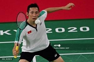 Nốt trầm sau hình bóng vĩ đại của Tiến Minh ở Olympic Tokyo