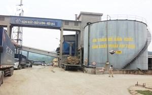 Xả khí thải độc hại ra môi trường, Supe lân Apromaco Lào Cai bị phạt 100 triệu đồng